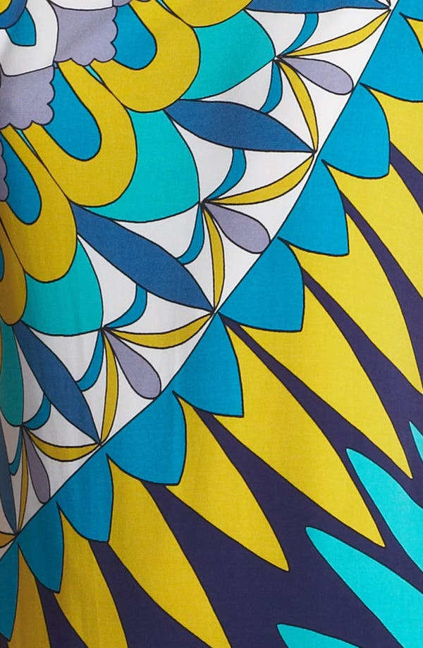 Alternate Image 3  - Donna Morgan Print Jersey Sheath Dress