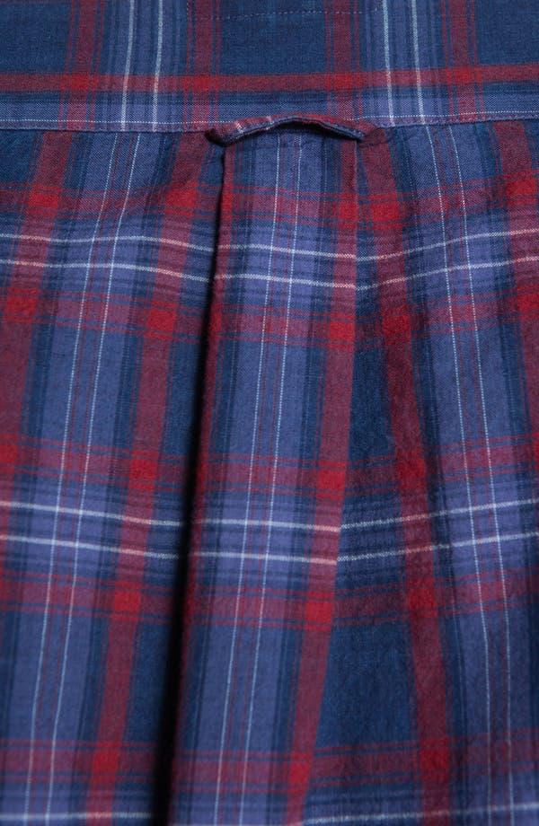Alternate Image 2  - Gant Rugger Check Plaid Shirt