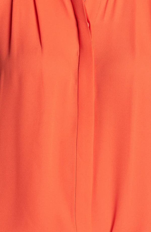 Alternate Image 3  - Halogen® Sleeveless Shirt (Regular & Petite)
