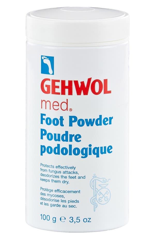 Alternate Image 1 Selected - GEHWOL® GEHWOLmed® Foot Powder