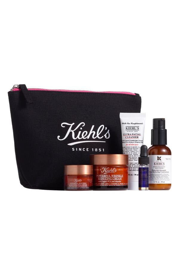 Alternate Image 2  - Kiehl's Since 1851 'Powerful Wrinkle Reducing' Skincare Set (Nordstrom Exclusive) ($162 Value)