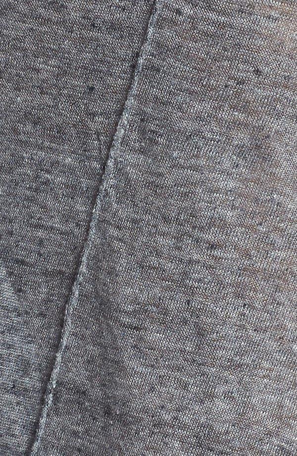 Alternate Image 3  - Eileen Fisher Linen Mélange Jersey Top