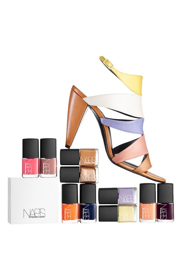 Alternate Image 1 Selected - NARS 'Pierre Hardy' Nail Duo