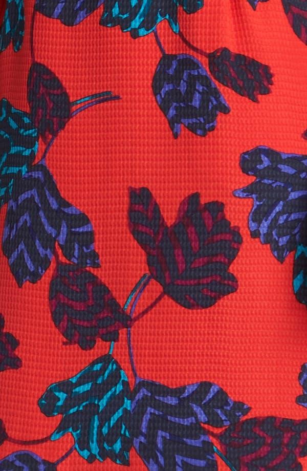 Alternate Image 3  - MARC BY MARC JACOBS 'Mareika Tulip' Silk Sheath Dress