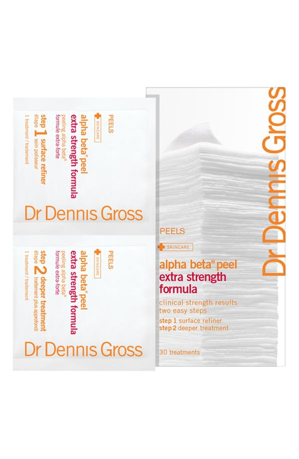 Main Image - Dr. Dennis Gross Skincare Alpha Beta® Peel Extra Strength Formula - 30 Applications