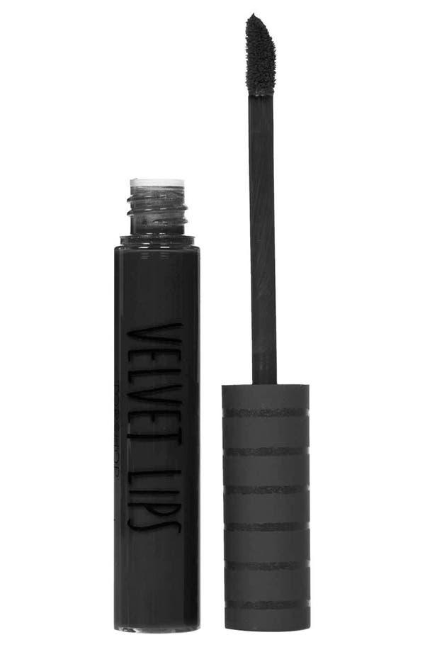 Main Image - Topshop 'Velvet Lips' Lip Cream
