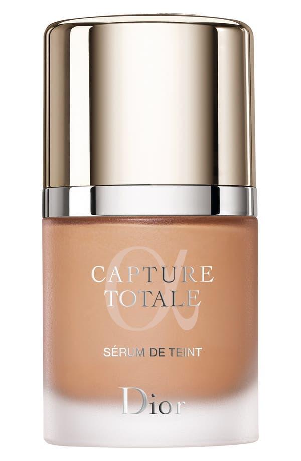 Dior Capture Totale Triple Correcting Serum Foundation In 040 Honey Beige