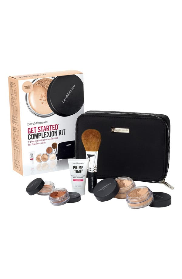 Alternate Image 1 Selected - bareMinerals® Get Started Complexion Kit ($110 Value)