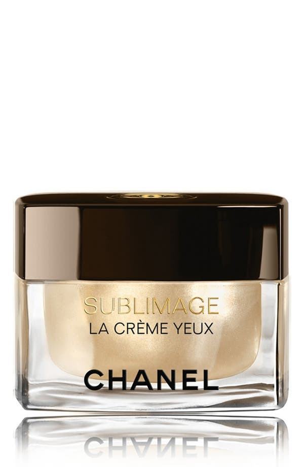 Alternate Image 1 Selected - CHANEL SUBLIMAGE LA CRÈME YEUX Ultimate Regeneration Eye Cream