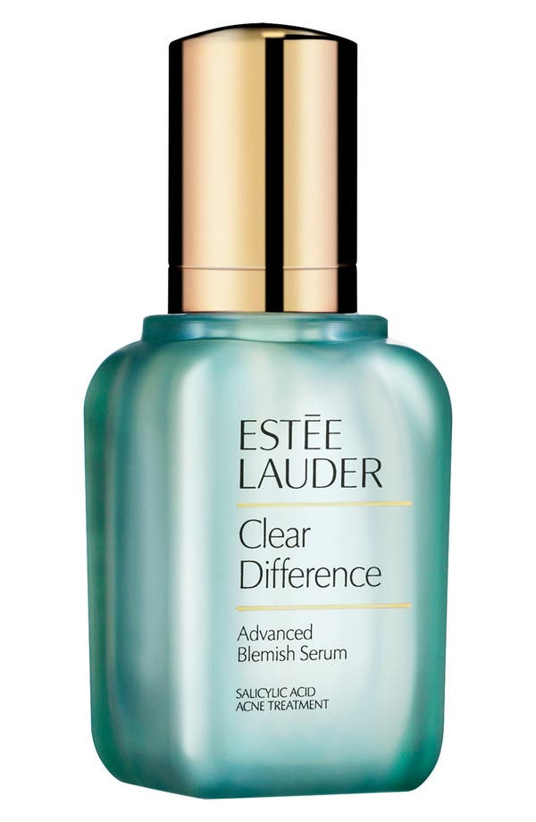 Alternate Image 1 Selected - Estée Lauder Clear Difference Advanced Blemish Serum