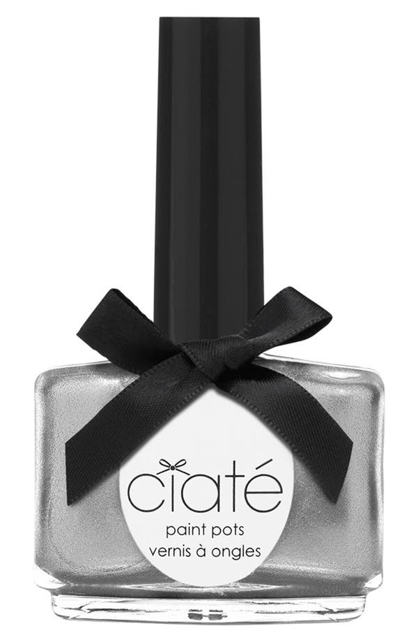 Alternate Image 1 Selected - Ciaté Shimmer Paint Pot