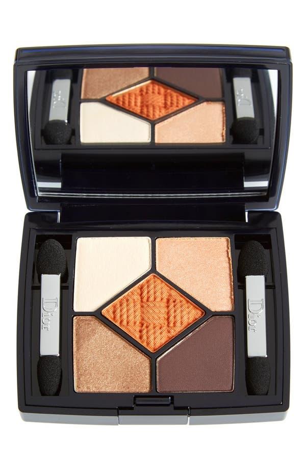 Main Image - Dior 'Transatlantique - 5 Couleurs' Eyeshadow Palette