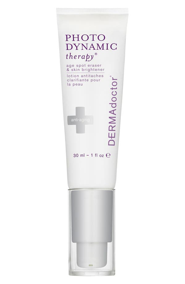 'Photodynamic Therapy' Age Spot Eraser & Skin Brightener,                             Main thumbnail 1, color,                             No Color