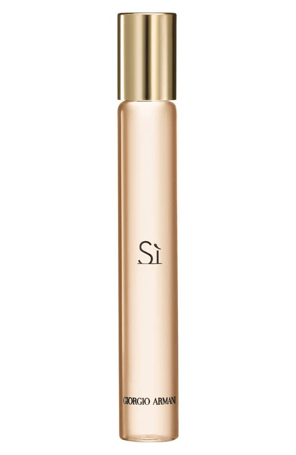 Alternate Image 1 Selected - Giorgio Armani 'Si' Rollerball