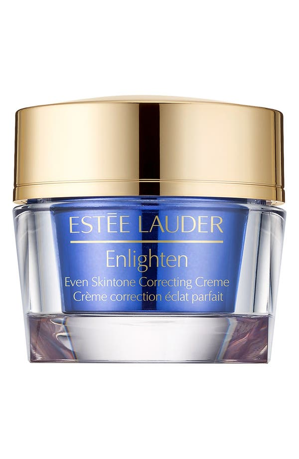 Enlighten Even Skintone Correcting Crème,                         Main,                         color, No Color