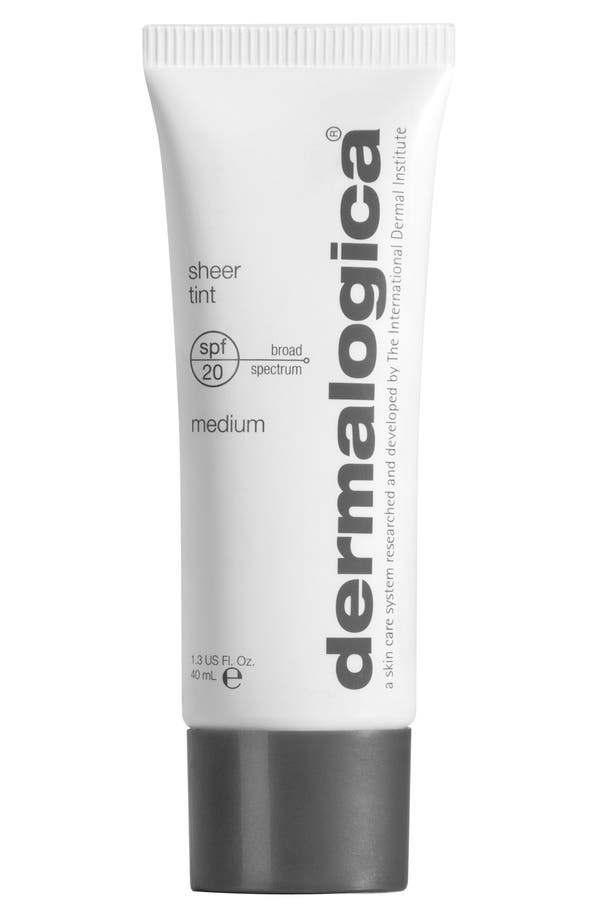 Sheer Tint SPF 20,                             Main thumbnail 1, color,                             Medium