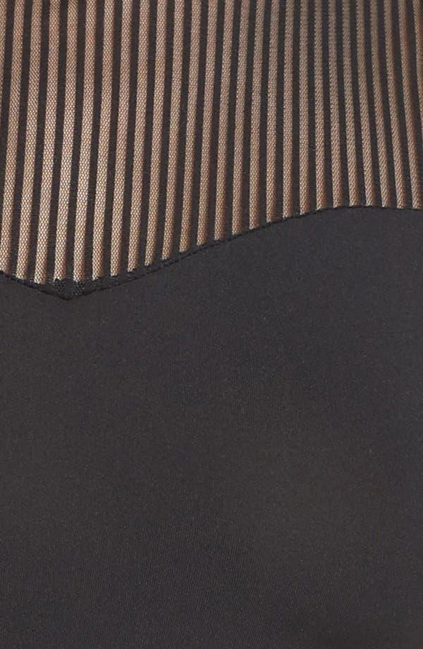 Alternate Image 5  - Hauty Crop Top Bralette & Panties