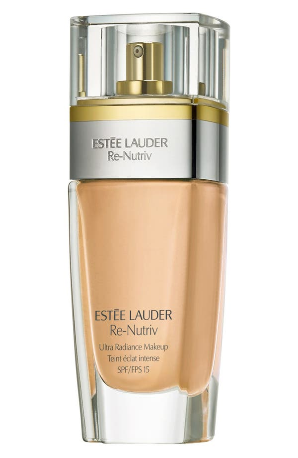Main Image - Estée Lauder Re-Nutriv Ultra Radiance Makeup SPF 15