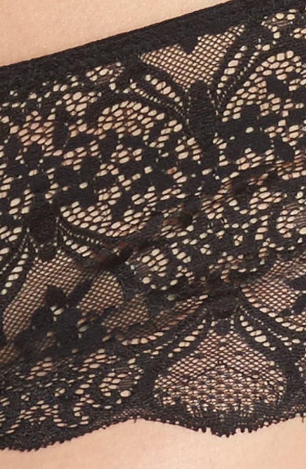 Alternate Image 8  - Wacoal Lace Impression Boyshorts