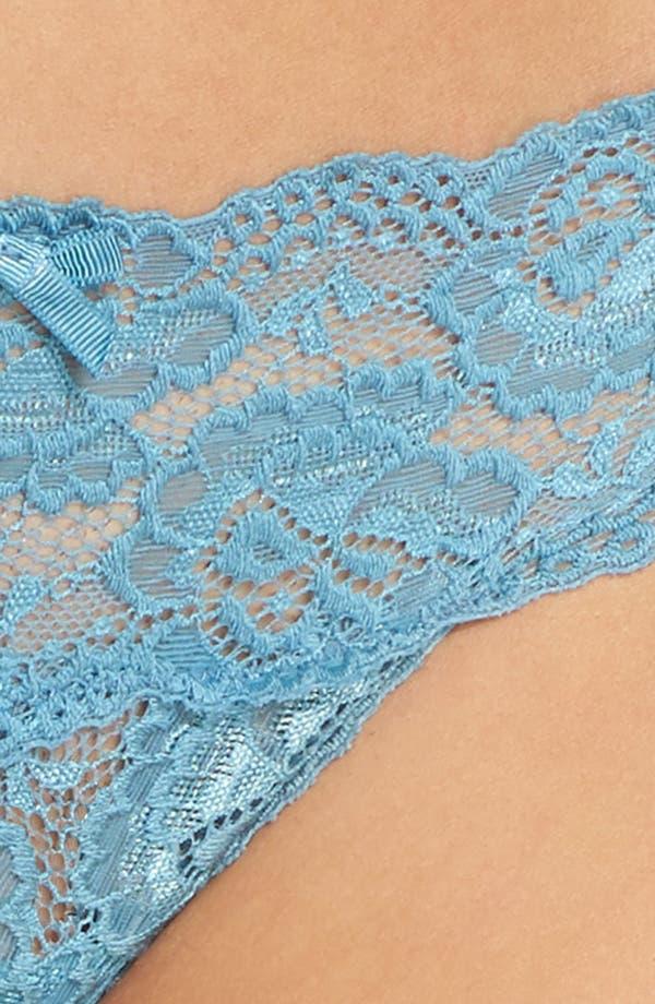 Alternate Image 5  - Skarlett Blue 'Goddess' Cheeky Hipster Bikini (3 for $45)