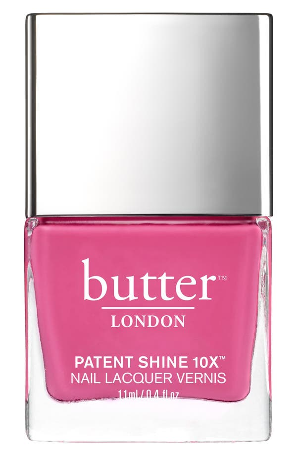 Main Image - butter LONDON 'Patent Shine 10X™ - Sweets' Nail Lacquer (Limited Edition) (Nordstrom Exclusive)