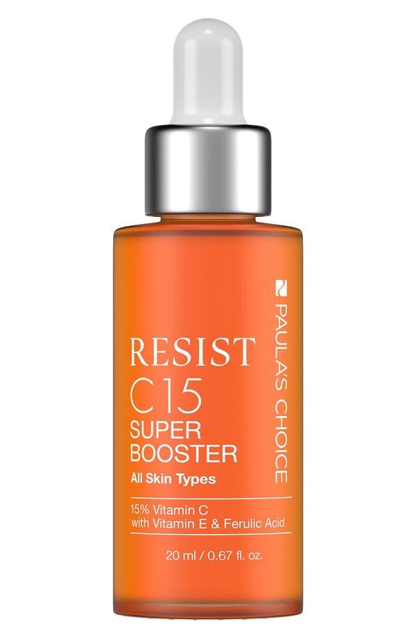Resist C15 Super Booster,                         Main,                         color, No Color