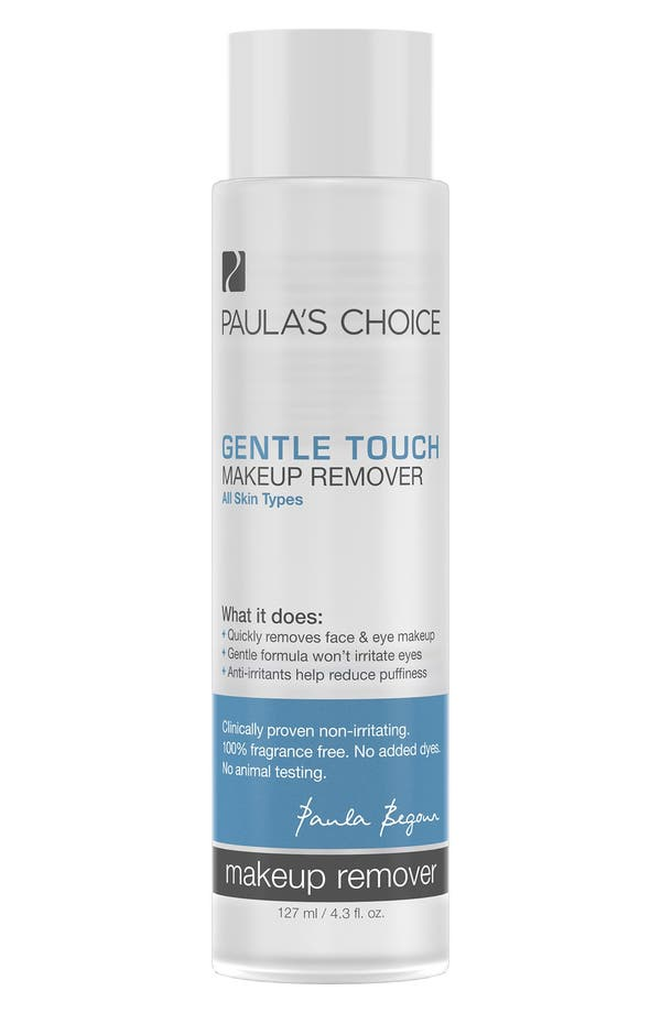 Gentle Touch Makeup Remover,                         Main,                         color, No Color