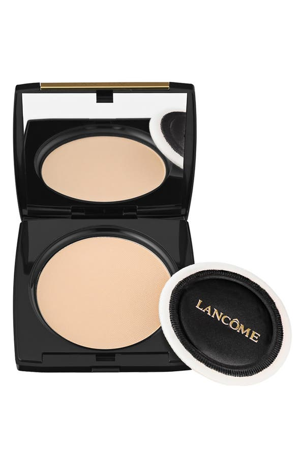 Main Image - Lancôme Dual Finish Multi-Tasking Powder Foundation