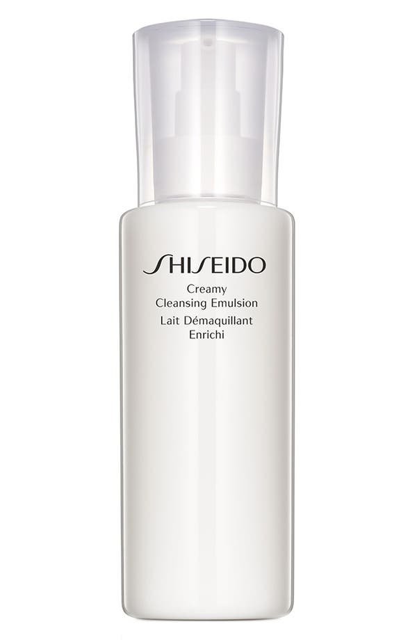 Creamy Cleansing Emulsion,                         Main,                         color, No Color