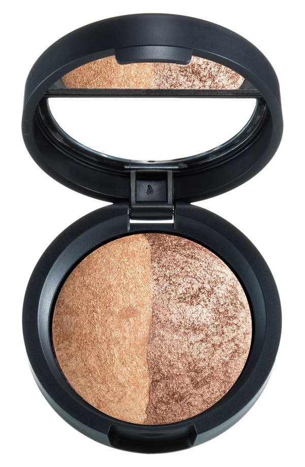 Baked Color Intense Eyeshadow Duo,                         Main,                         color, Dolce/ Raisin