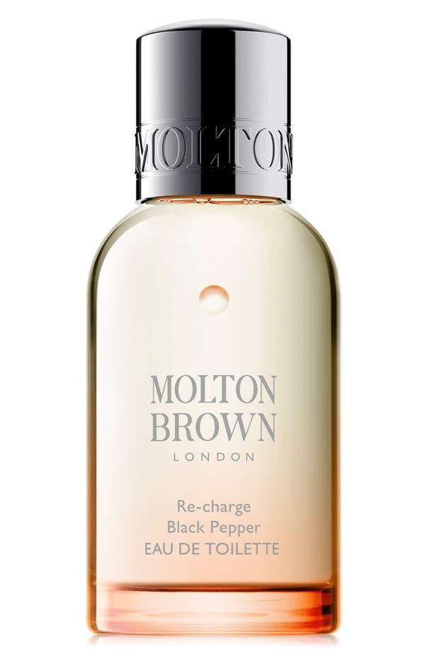 Main Image - MOLTON BROWN London Re-charge Black Pepper Eau de Toilette Spray