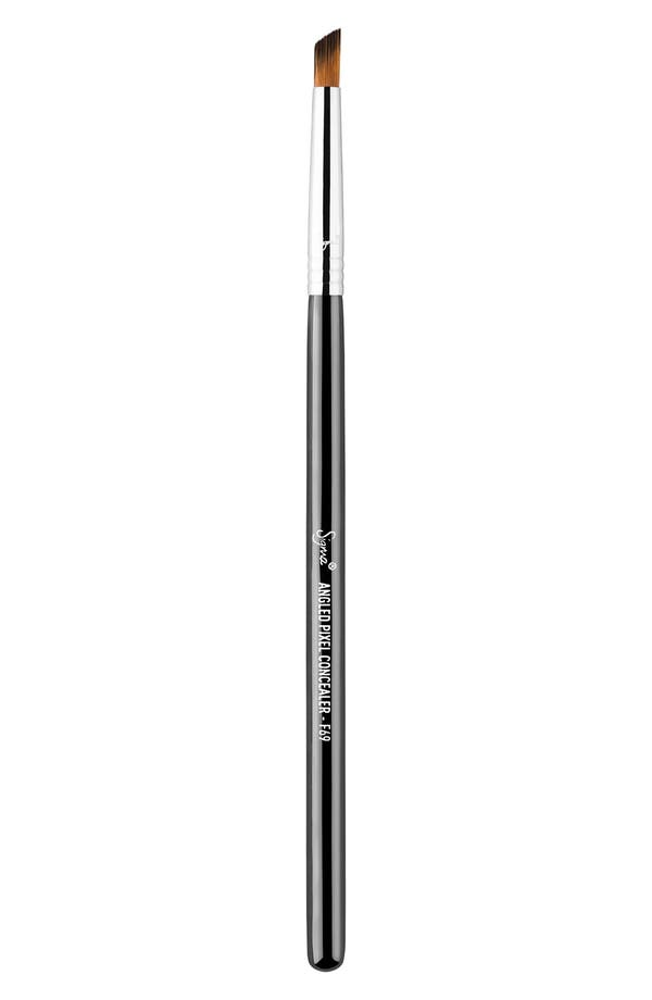 Alternate Image 1 Selected - Sigma Beauty F69 Angled Pixel Concealer™ Brush