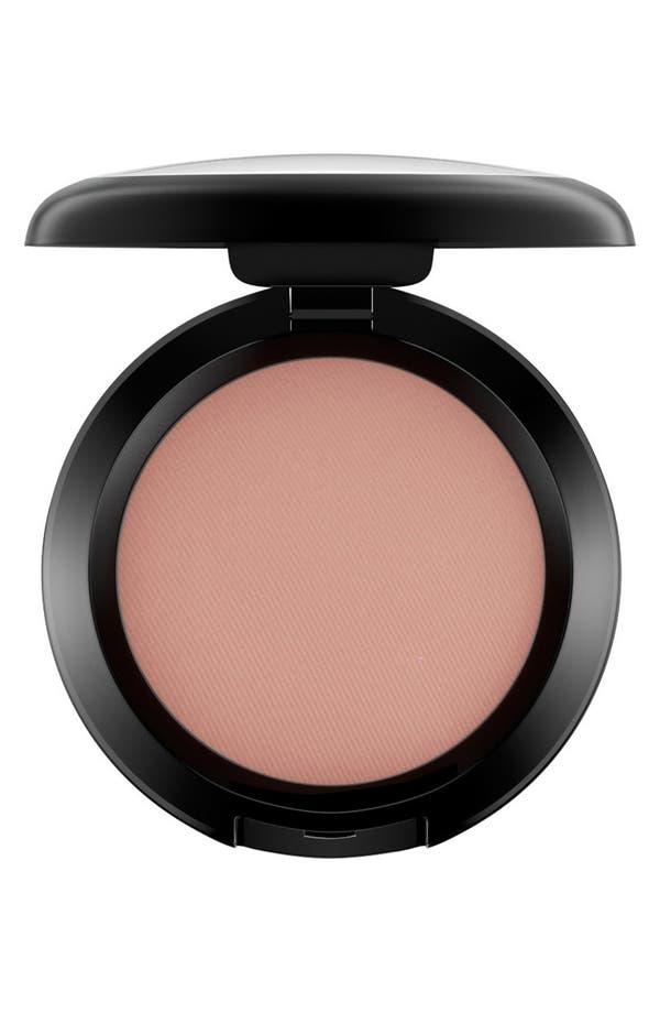 Alternate Image 1 Selected - MAC Powder Blush