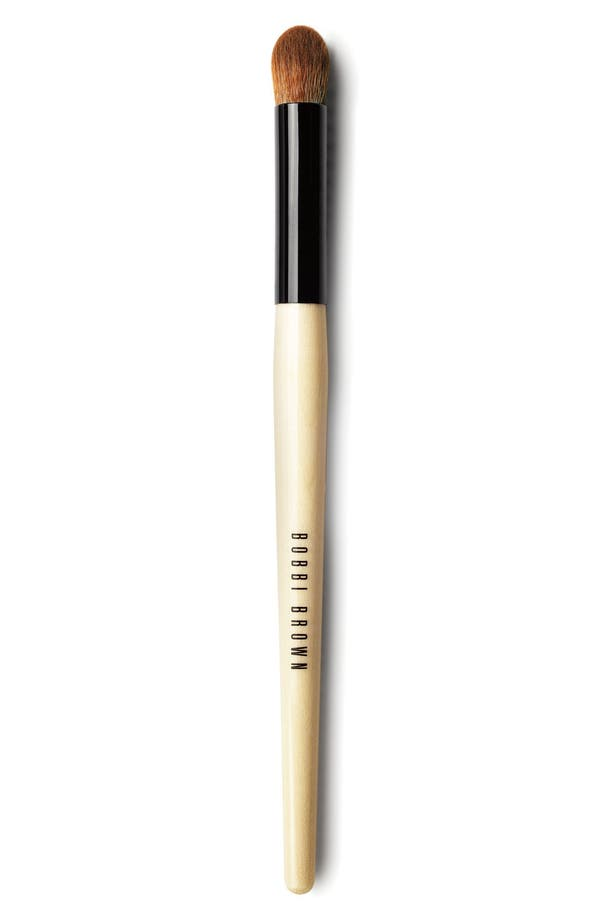 Full Coverage/Face Touch-Up Brush,                             Main thumbnail 1, color,                             No Color