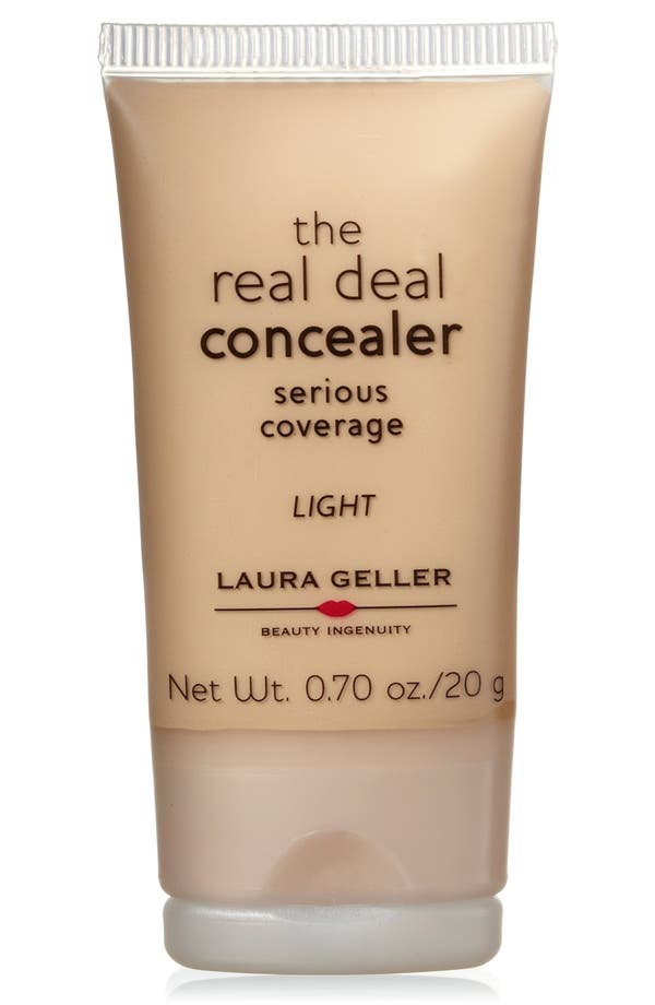 'Real Deal' Concealer,                             Main thumbnail 1, color,                             Light