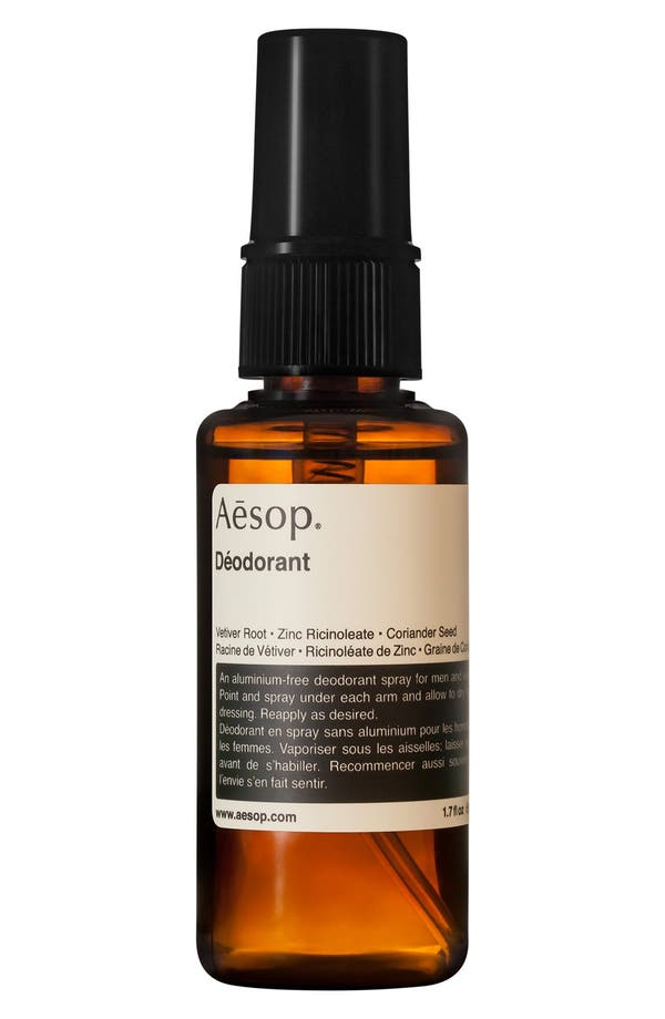 Alternate Image 1 Selected - Aesop Spray Deodorant
