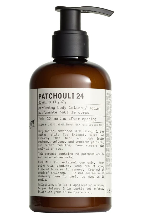 Alternate Image 1 Selected - Le Labo 'Patchouli 24' Hand & Body Lotion