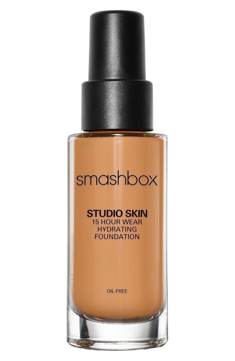 Smashbox STUDIO SKIN 15 HOUR WEAR HYDRATING FOUNDATION - 4 - GOLDEN TAN