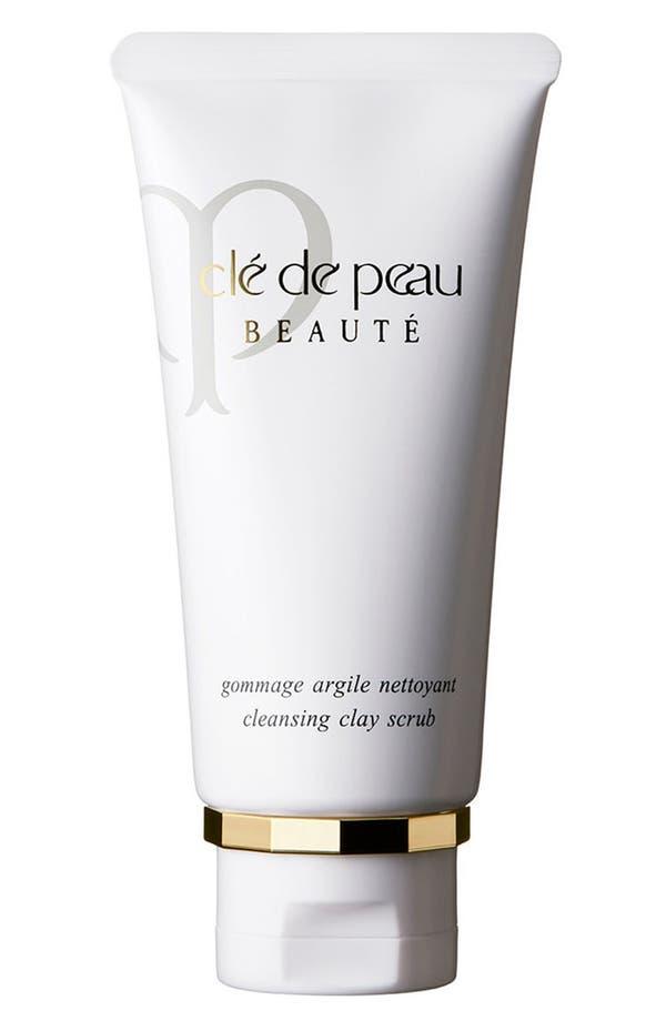 Main Image - Clé de Peau Beauté Cleansing Clay Scrub