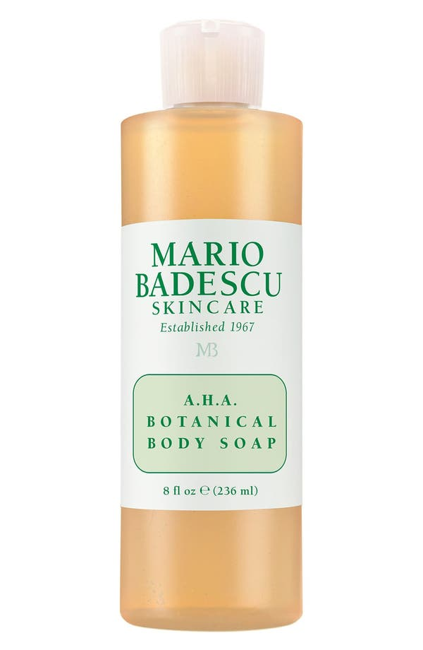 Alternate Image 1 Selected - Mario Badescu A.H.A. Botanical Body Soap