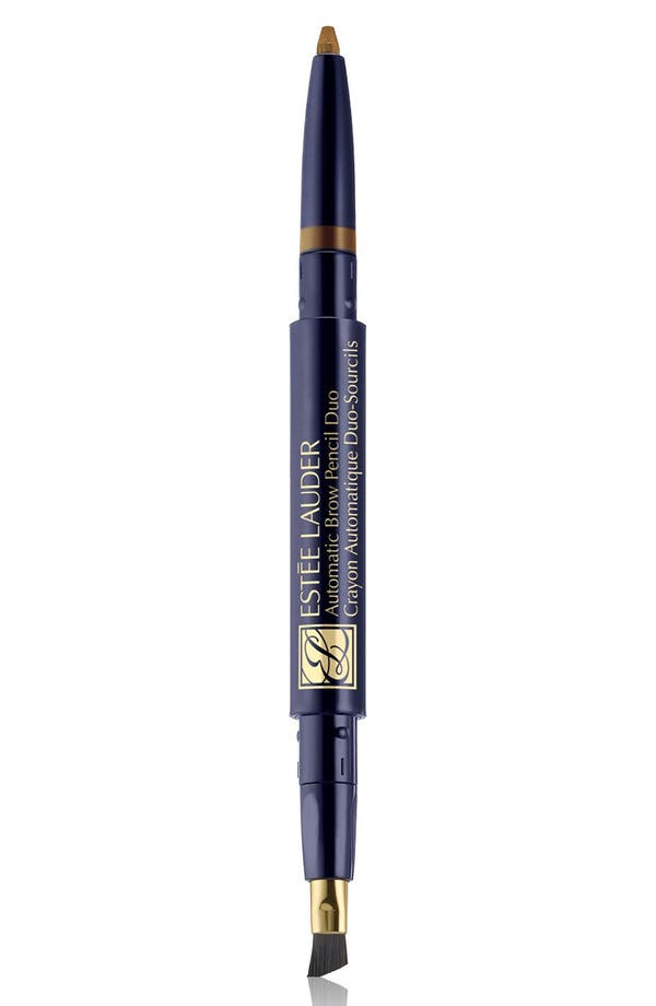 Automatic Brow Pencil Duo,                         Main,                         color, Soft Brown