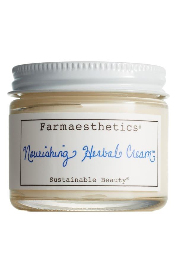 Nourishing Herbal Cream,                             Main thumbnail 1, color,                             No Color