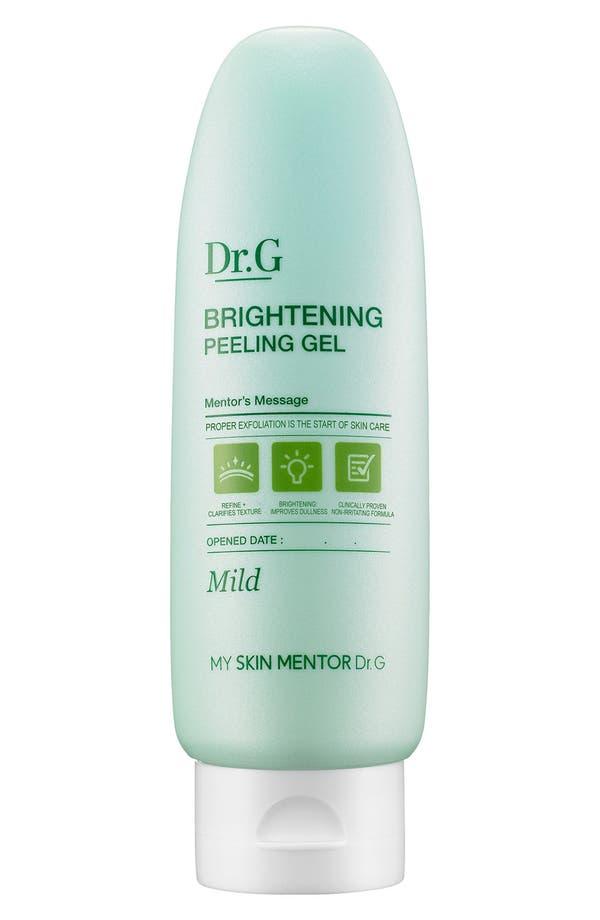 Alternate Image 1 Selected - My Skin Mentor Dr. G Beauty Brightening Peeling Gel