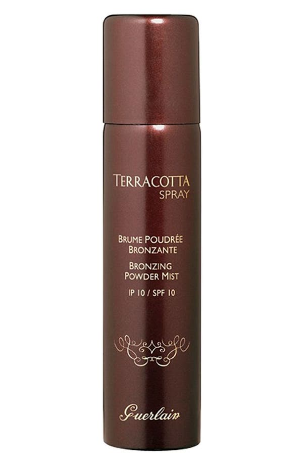 'Terracotta' Bronzing Spray,                         Main,                         color,