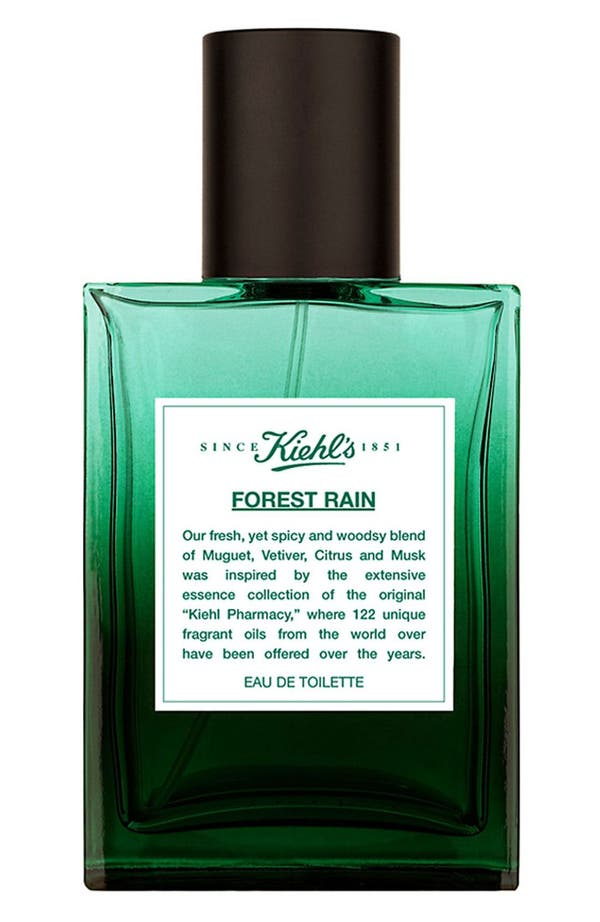 Alternate Image 1 Selected - Kiehl's Since 1851 'Forest Rain' Eau de Toilette Spray