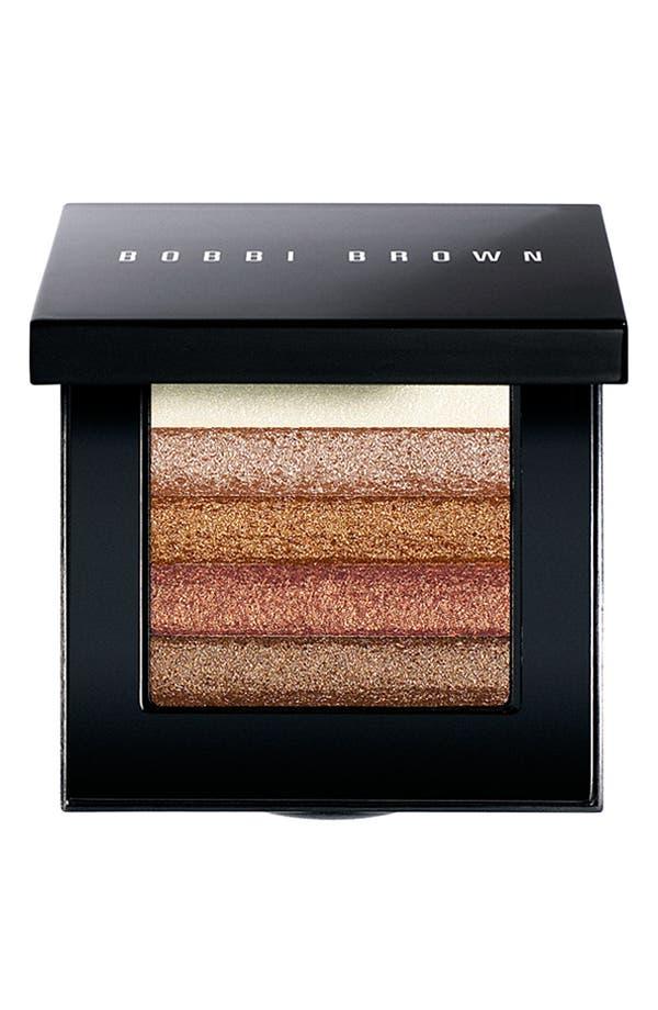 Bronze Shimmer Brick Compact,                         Main,                         color,