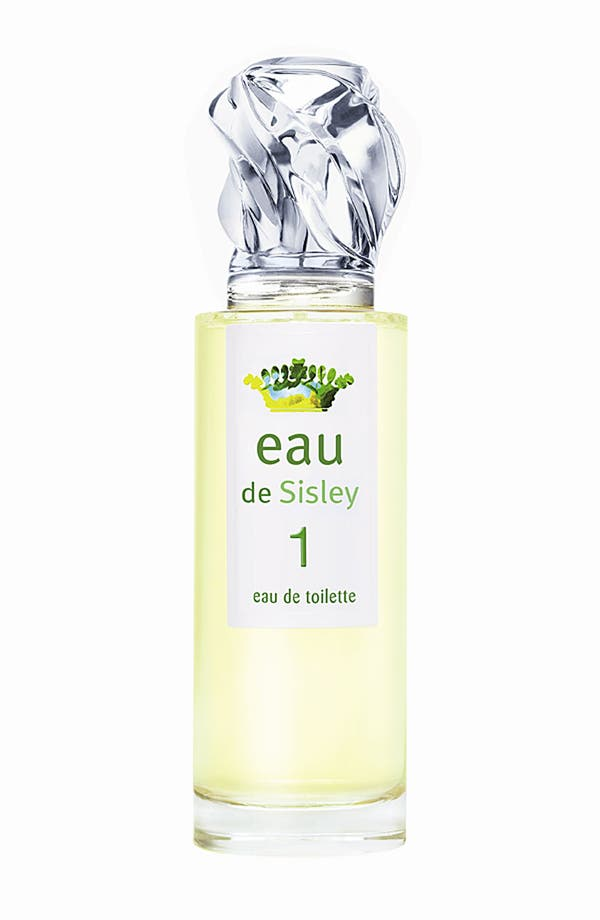 Alternate Image 1 Selected - Sisley Eau de Sisley No. 1 Eau de Toilette Spray