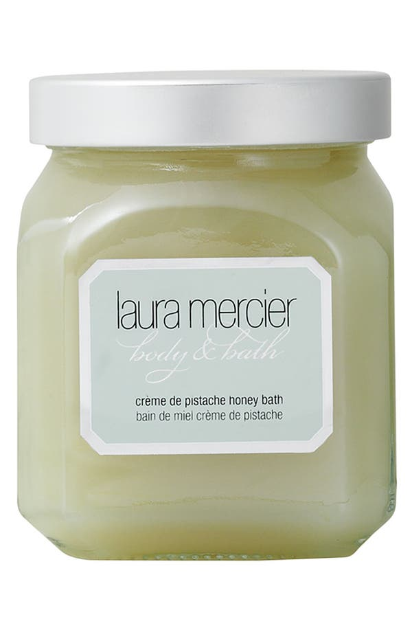 Main Image - Laura Mercier 'Crème de Pistache' Honey Bath