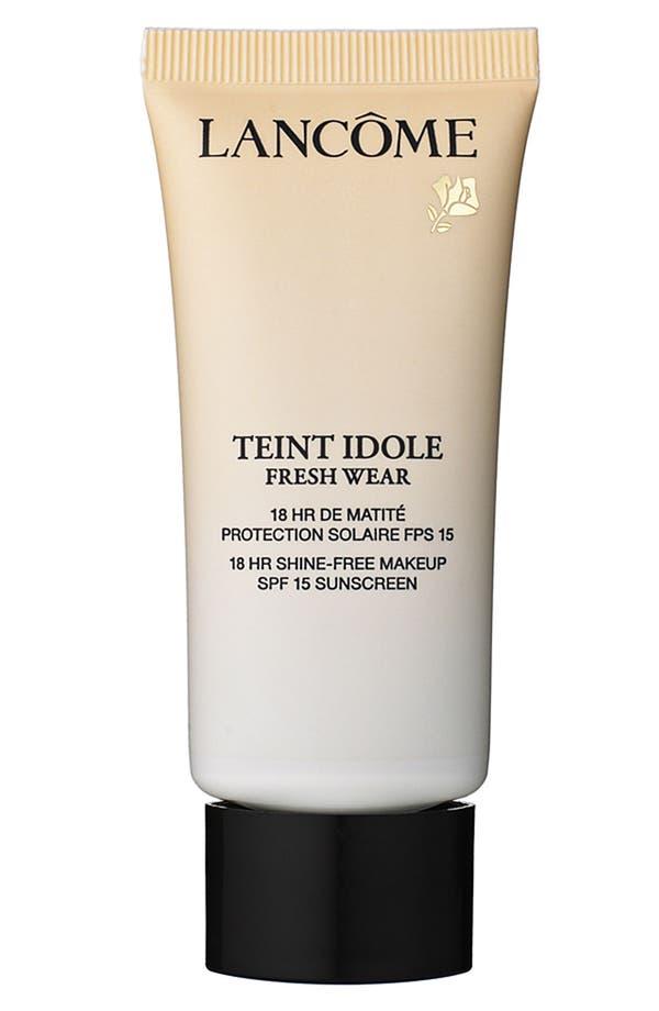 Alternate Image 1 Selected - Lancôme 'Teint Idole Fresh Wear' 18 Hour Shine-Free Makeup SPF 15