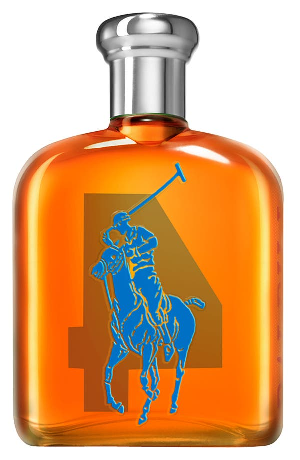 Main Image - Ralph Lauren 'Big Pony #4 - Orange' Eau de Toilette